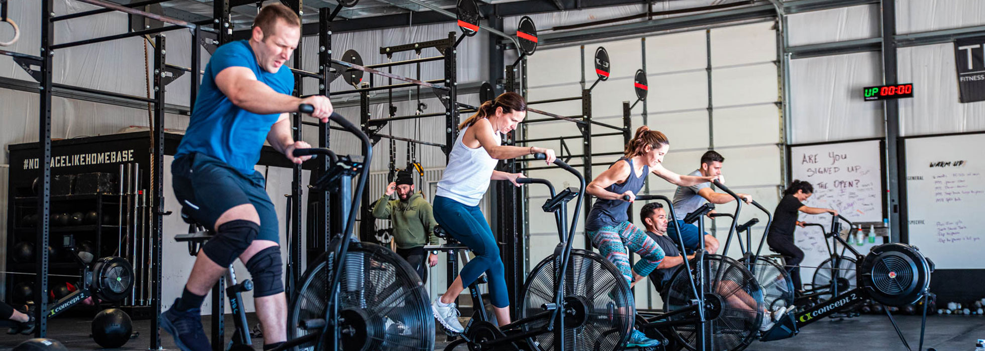 CrossFit Group Fitness Training Near Me In Oklahoma City